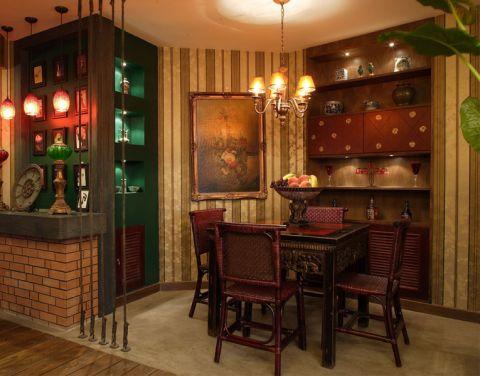 世家别院东南亚风格现代简约风格装修案例
