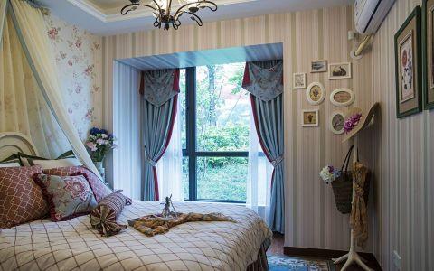 简单大气卧室家装设计