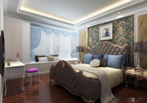 休闲卧室欧式装饰设计图片