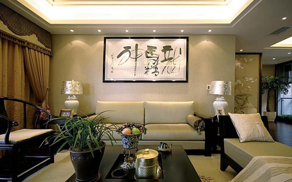 3室1卫2厅140平米中式风格