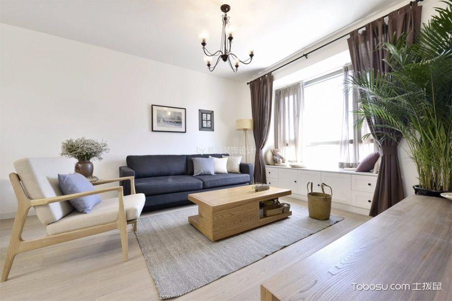 华润中央花园日式清新小公寓效果图