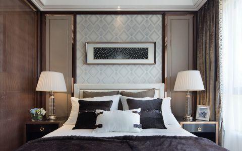 美的翰城110平米现代风格三居室装修效果图