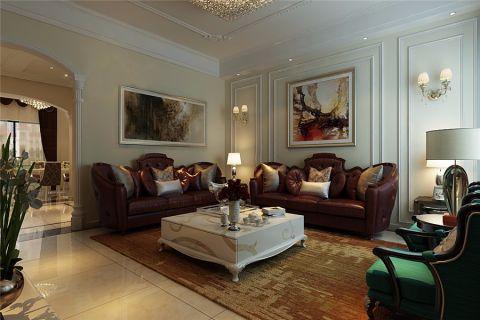 完美客厅照片墙案例图片