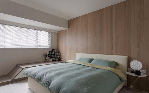 雅致咖啡色卧室装饰效果图