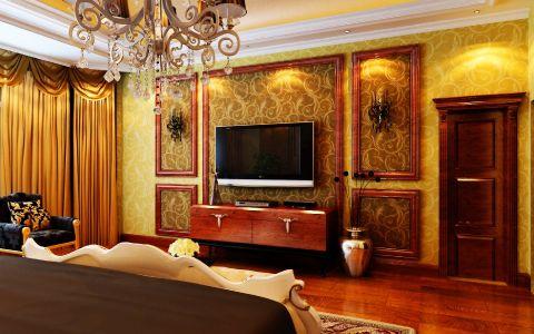 红树湾别墅600平欧式风格装修效果