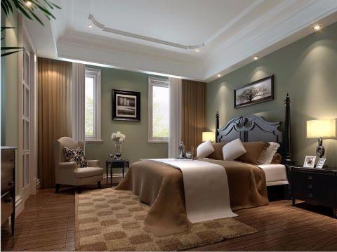 2018法式卧室装修设计图片 2018法式背景墙装修设计