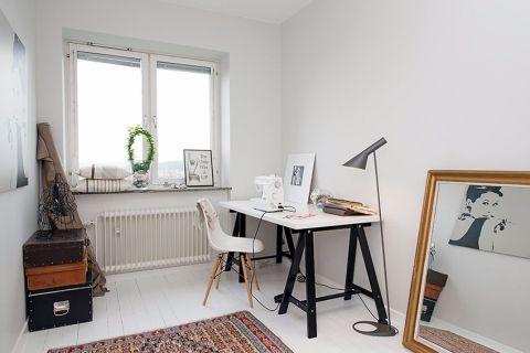 清新书房室内装饰