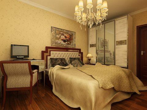 海信东山郡87平二居室欧式风格装修效果图