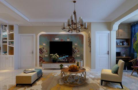 典丽矞皇白色吊顶室内装饰