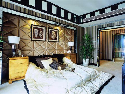 2018新古典卧室装修设计图片 2018新古典背景墙装修设计