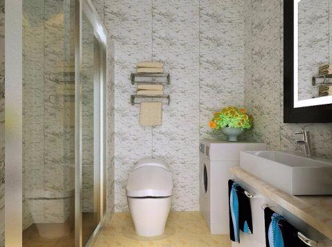 富丽彩色卫生间室内效果图