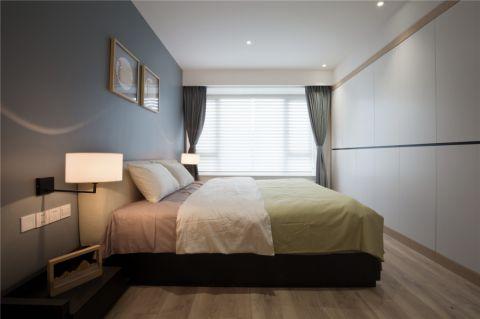 个性卧室装饰实景图