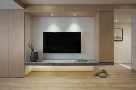 2019现代客厅装修设计 2019现代地板砖装修设计