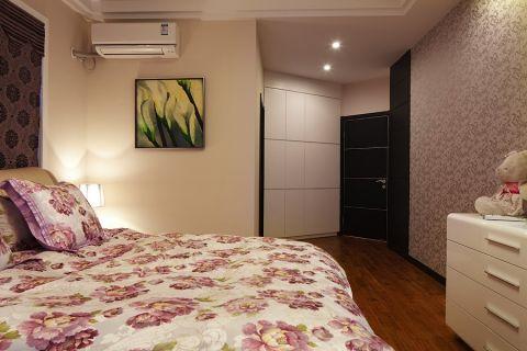 2018现代卧室装修设计图片 2018现代床装修效果图片