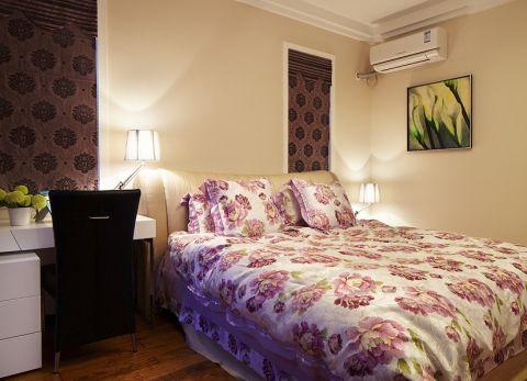 2018现代卧室装修设计图片 2018现代背景墙图片