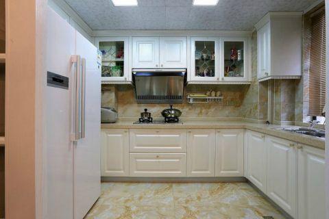格调厨房欧式图片