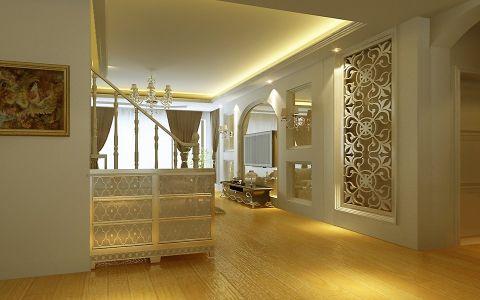 走廊欧式风格装潢效果图