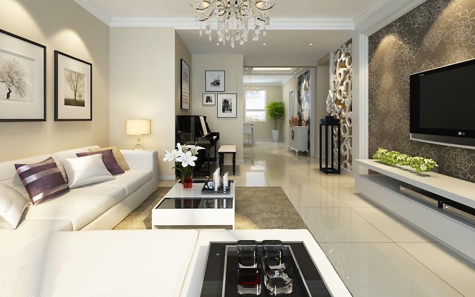 4室2卫2厅137平米现代风格
