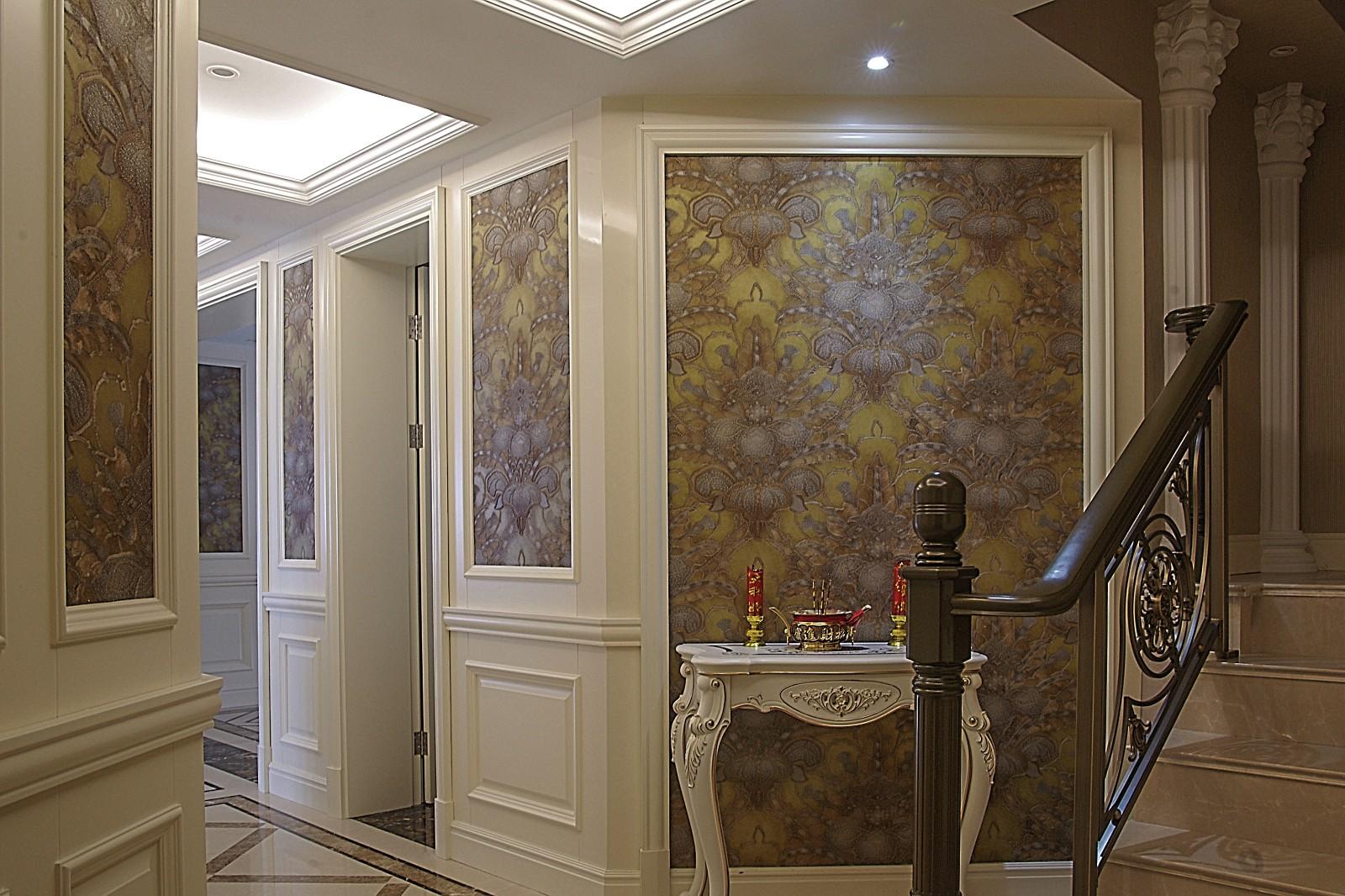 4室2卫2厅400平米法式风格