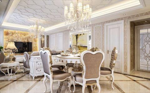 力高滨湖国际四居室现代简约风格效果图