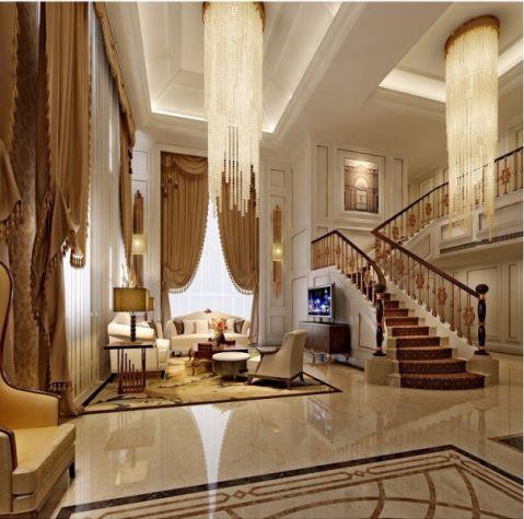优雅白色沙发装修实景图