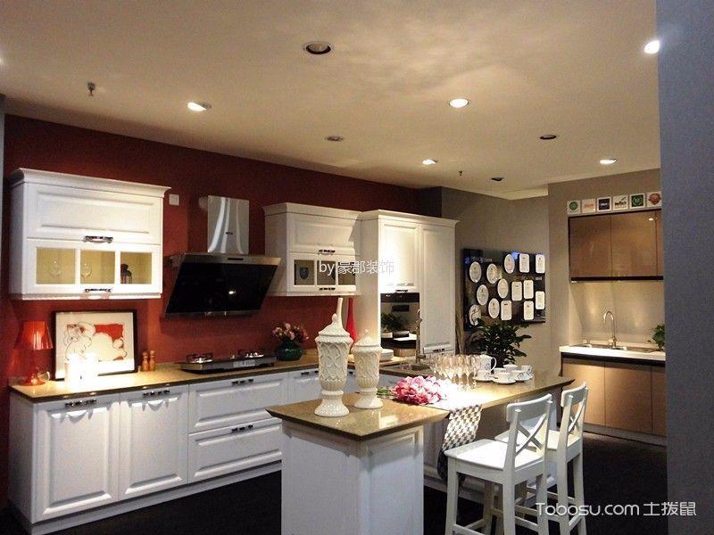 飞龙红星我乐橱柜厨房装饰设计图片
