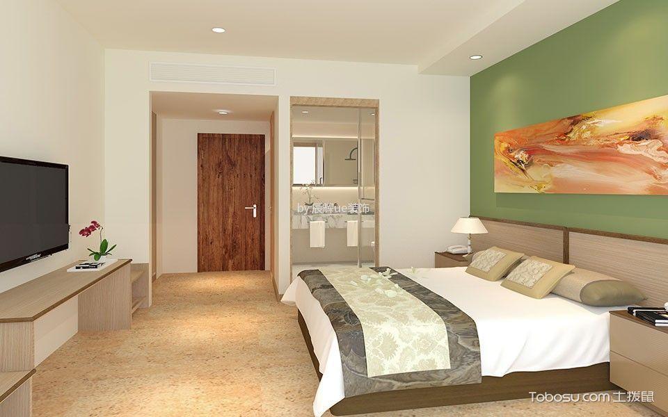 北京石景山橄榄树酒店工装效果图