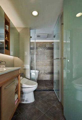 卫生间吊顶简约风格装修设计图片