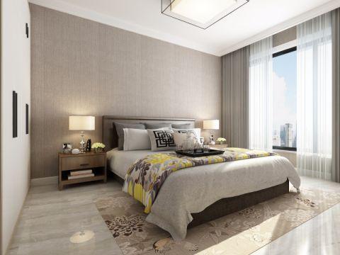 卧室吊顶现代风格装潢图片