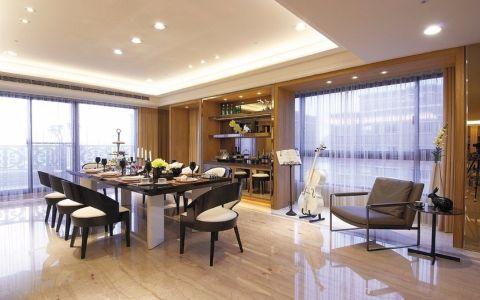 2020欧式110平米装修图片 2020欧式二居室装修设计