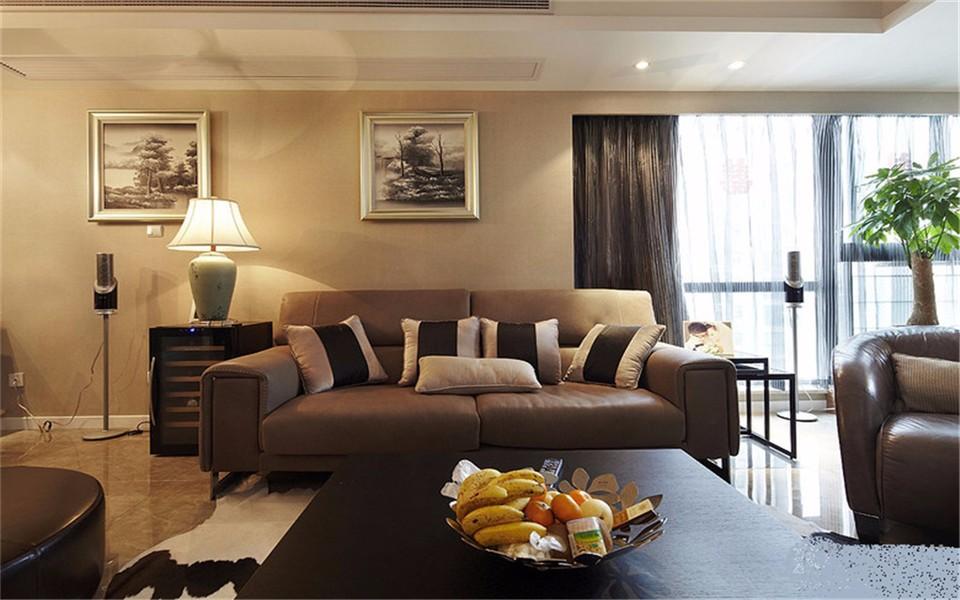 2室1卫2厅120平米北欧风格