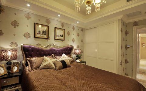 卧室新古典风格装修设计图片
