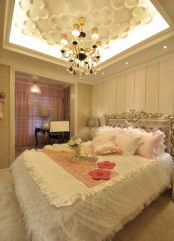 卧室新古典风格装饰设计图片