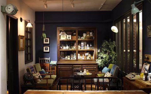 客厅法式风格装修图片