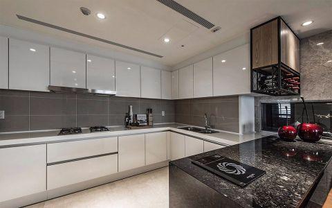 厨房现代简约风格装饰设计图片