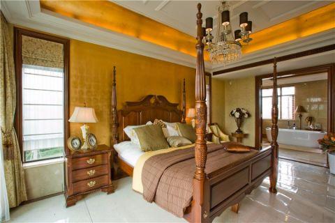 奥斯博恩庄园别墅美式家装效果图