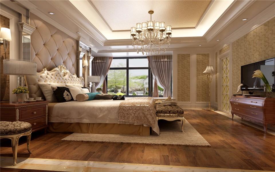 4室3卫2厅205平米欧式风格