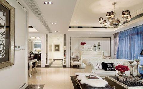 大气客厅现代简约家装设计图