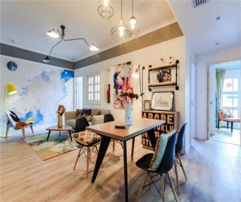 2019北欧80平米设计图片 2019北欧三居室装修设计图片