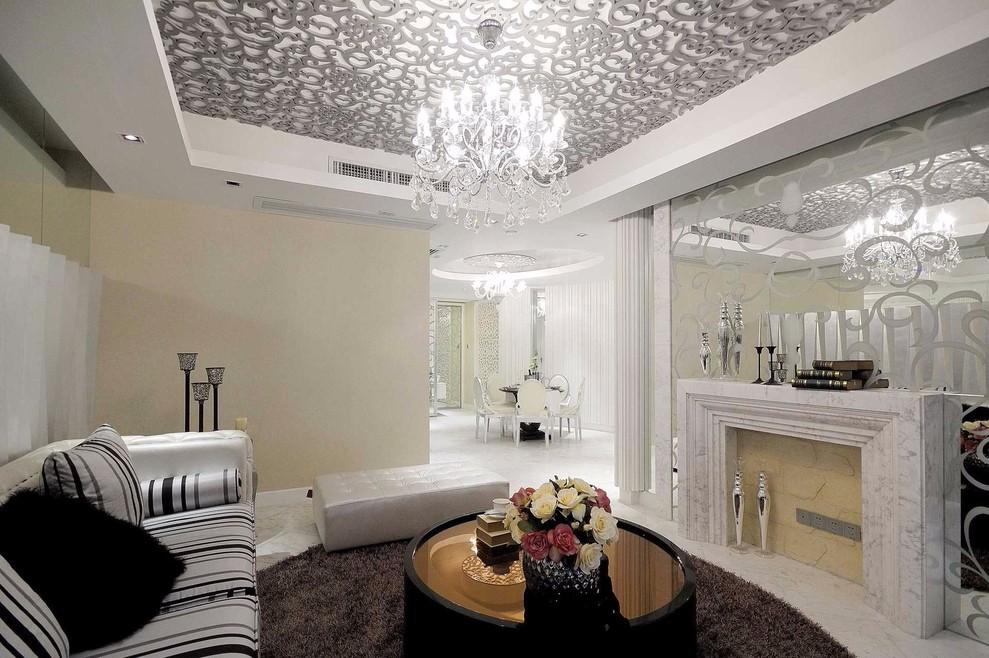 3室1卫1厅150平米现代风格