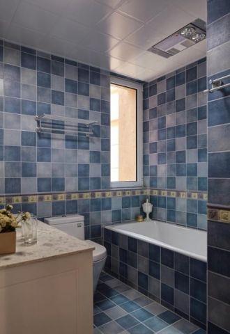 卫生间吊顶欧式风格装饰效果图