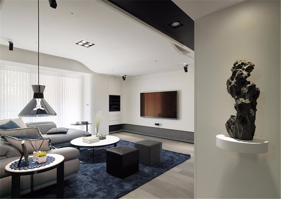 3室2卫2厅144平米简约风格