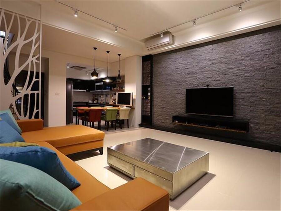 3室1卫2厅现代风格