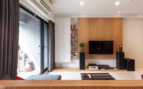 2019现代120平米装修效果图片 2019现代楼房图片