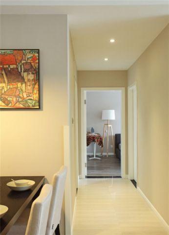 走廊简约风格装修图片
