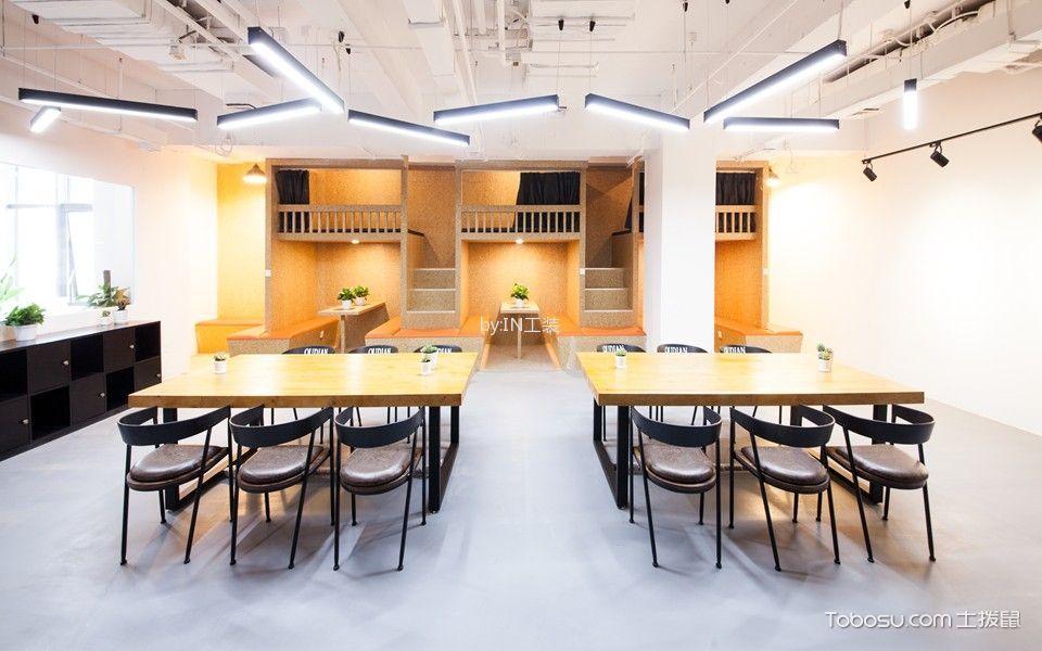4000平米写字楼休闲角装潢设计图片