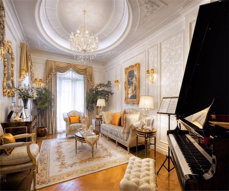 5室4卫2厅300平米法式风格