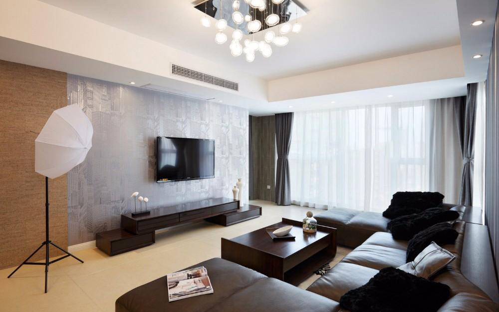 2室1卫2厅86平米现代简约风格