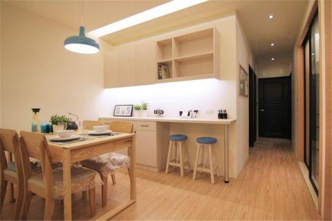 2021简约80平米设计图片 2021简约三居室装修设计图片