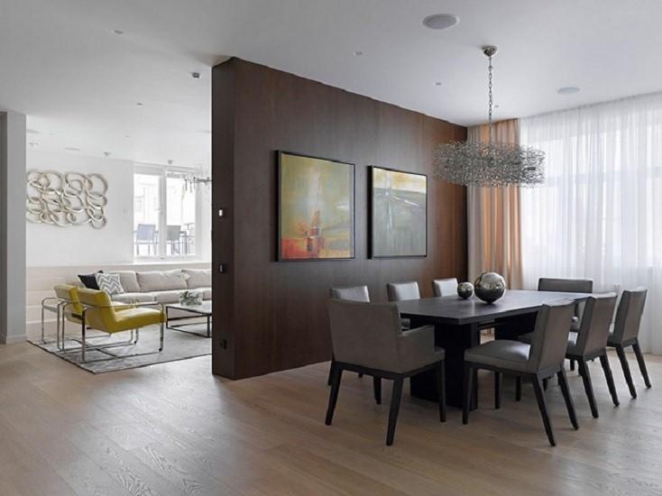 3室2卫1厅165平米现代简约风格